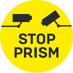STOP PRISM!